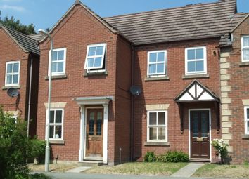 Thumbnail 2 bedroom flat for sale in Sheepwell Court, Ketley Grange, Telford