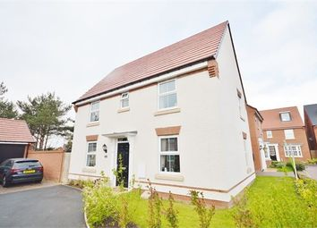 Thumbnail 3 bed detached house for sale in Dovestone Close, Teal Farm Village, Washington, Tyne & Wear.
