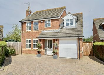 Thumbnail 4 bed detached house for sale in Malthouse Lane, Ramsey, Huntingdon, Cambridgeshire.