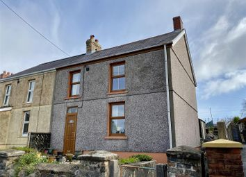 Thumbnail 3 bedroom end terrace house for sale in Morriston Place, Tairgwaith, Ammanford