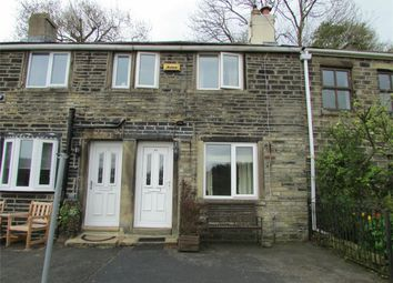 Thumbnail 2 bed cottage to rent in Underbank Old Road, Holmfirth