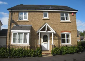 Thumbnail 4 bed detached house to rent in Adams Meadow, Ilminster, Somerset