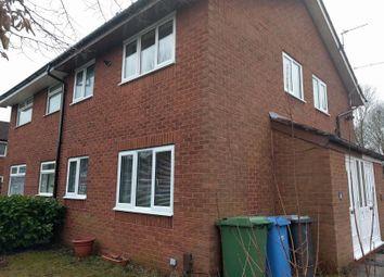 Thumbnail 1 bed property to rent in Mccarthy Close, Birchwood, Warrington