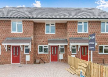 Thumbnail 2 bed end terrace house for sale in Crabwood Close, Southampton