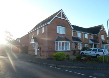 Thumbnail 3 bed end terrace house to rent in Eresbie Road, Louth