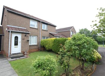 Thumbnail 2 bed semi-detached house to rent in Craigmount Brae, East Craigs, Edinburgh