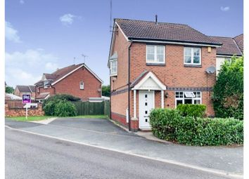 Thumbnail 3 bed end terrace house for sale in Hadfield Way, Birmingham