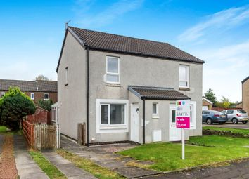 Thumbnail 2 bed semi-detached house for sale in Bargrennan Road, Troon