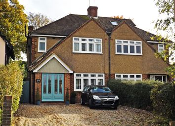 Thumbnail 3 bed semi-detached house for sale in Warley Hill, Great Warley, Brentwood