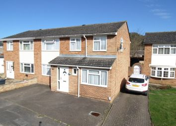 Thumbnail 4 bed semi-detached house for sale in Brandreth Place, Sandy