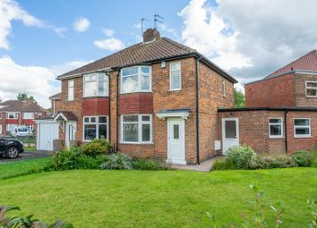 Thumbnail 2 bed semi-detached house for sale in Fifth Avenue, York