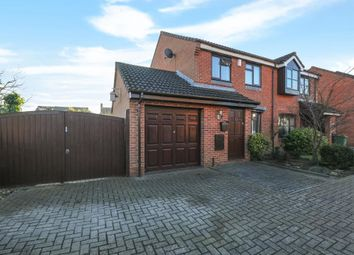 Thumbnail 3 bedroom semi-detached house for sale in Bampton Close, Oxford OX4,