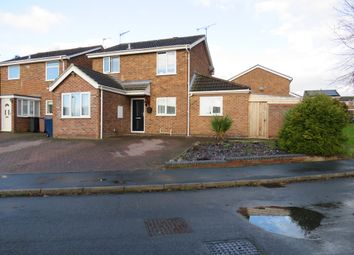 Thumbnail 4 bed detached house for sale in Weddell Road, Haverhill