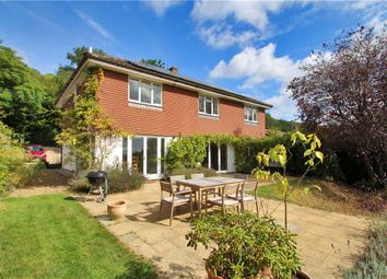 4 bed detached house for sale in Pilgrims Way, Trottiscliffe, West Malling, Kent ME19.