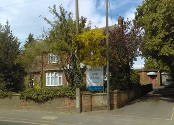 Thumbnail Land for sale in High Street, Hatfield, Doncaster