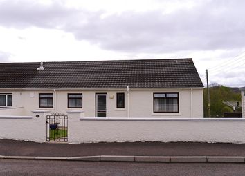 Thumbnail 3 bed detached bungalow for sale in Churchill Road, Lairg