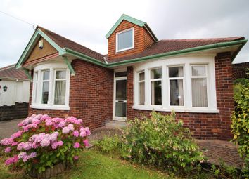 Thumbnail 3 bed detached bungalow for sale in Trelawney Crescent, Rumney