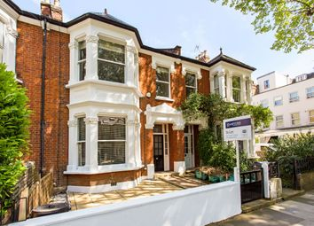 Thumbnail 4 bed terraced house to rent in Prebend Gardens, London