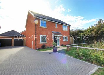 Thumbnail 4 bedroom detached house for sale in People Park Way, Sudbury