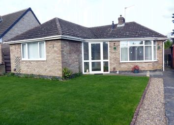 Thumbnail 2 bed detached bungalow for sale in Redwood Drive, Waddington, Lincoln