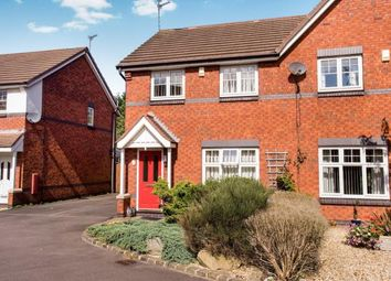 Thumbnail 3 bed semi-detached house for sale in Larkspur Close, Southport, Merseyside