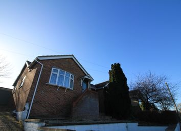 Thumbnail 3 bed bungalow to rent in Godfrey Road, Norwich
