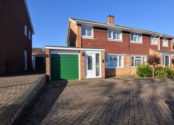 3 bed semi-detached house for sale in Calluna Drive, Bletchley, Milton Keynes MK3