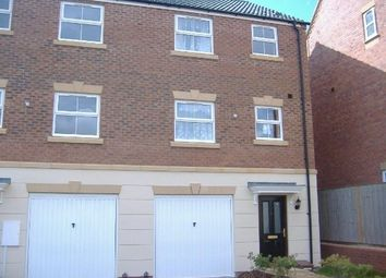 Thumbnail 3 bed semi-detached house to rent in Carlisle Close, Corby