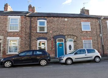 Thumbnail 2 bed terraced house to rent in Newborough Street, York