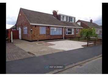 Thumbnail 3 bed bungalow to rent in Valda Vale, Immingham