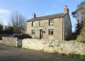 Thumbnail 3 bed detached house for sale in Rosewarne, Wall, Gwinear, Cornwall
