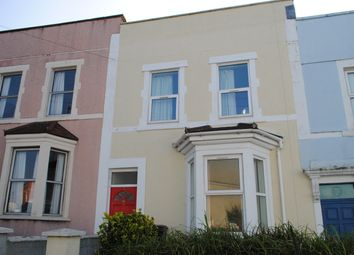 Thumbnail 3 bed terraced house to rent in Stevens Crescent, Totterdown, Bristol