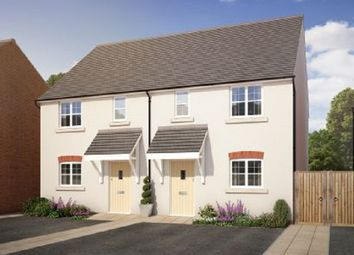 Thumbnail 3 bed semi-detached house for sale in Colton Road, Shrivenham, Wiltshire
