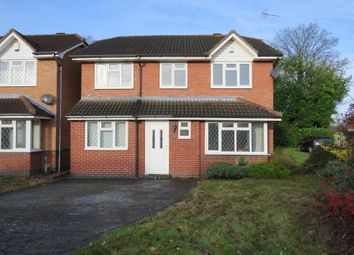 Thumbnail 4 bed detached house for sale in Bramley Drive, Handsworth, Birmingham