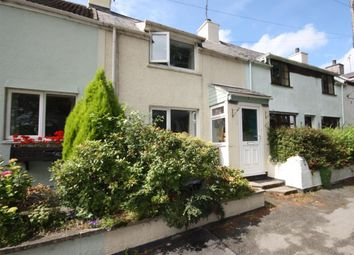 Thumbnail 2 bed terraced house for sale in Bron Haul Cottages, Lon Ganol, Llandegfan