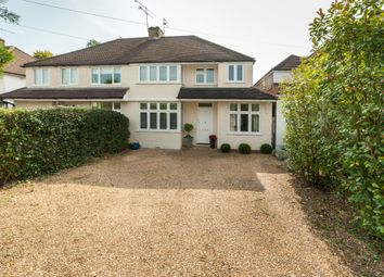 Thumbnail 5 bedroom semi-detached house for sale in How Wood, Park Street, St.Albans