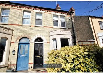 Thumbnail 3 bed end terrace house to rent in St. Andrews Road, Cambridge