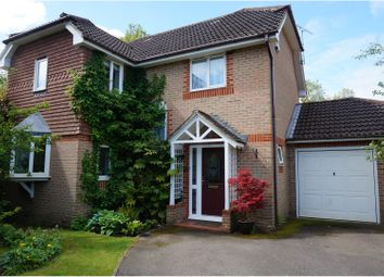 Thumbnail 3 bed detached house for sale in Holm Oaks, Cowfold