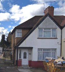 Thumbnail 3 bed semi-detached house to rent in Crowland Avenue, Hayes