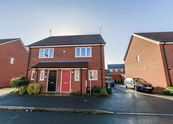 Thumbnail 2 bed semi-detached house for sale in Steinway, Coventry