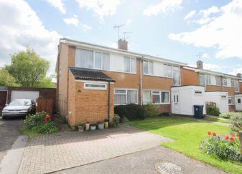Thumbnail Semi-detached house for sale in Kingfisher Walk, Linton, Cambridge