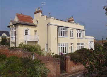 Thumbnail 2 bedroom flat for sale in The Rosemullion, Cliff Road, Budleigh Salterton