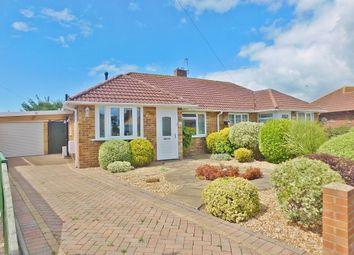 Thumbnail 3 bed semi-detached bungalow for sale in Ravens Close, Stubbington, Fareham