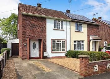 Thumbnail 2 bed semi-detached house for sale in Bluebell Avenue, Peterborough
