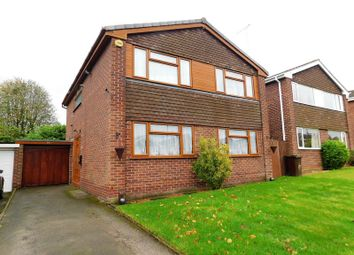 Thumbnail 4 bed detached house for sale in Shannon Road, Burton Manor, Stafford