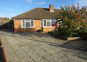 Thumbnail 3 bedroom semi-detached bungalow for sale in Varvel Close, Sprowston, Norwich