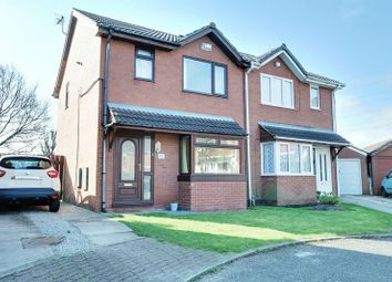 Thumbnail 3 bedroom semi-detached house for sale in The Croft, Hull