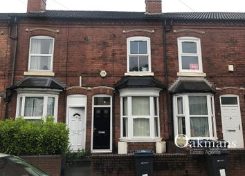 Thumbnail 3 bed terraced house to rent in Winnie Road, Birmingham, West Midlands.