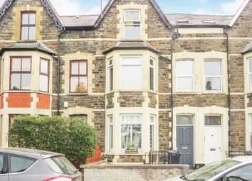Thumbnail 1 bed flat for sale in Kings Road, Canton, Cardiff