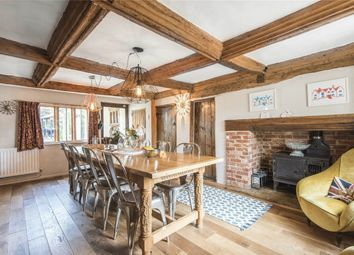 Thumbnail 5 bed detached house for sale in Willington Road, Cople, Bedford
